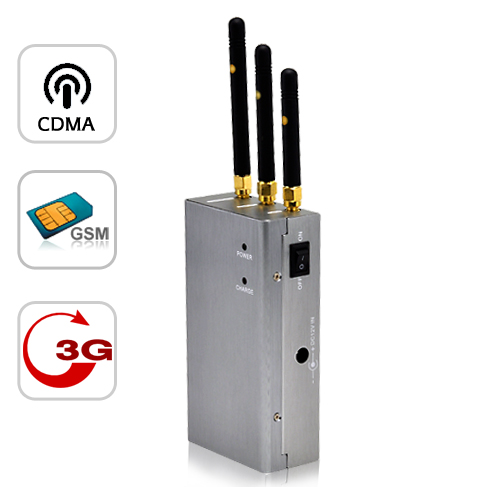 jammer gps wifi video - Mobile Phone Signal Jammer