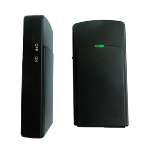 Phone No More - Mini Cellphone Signal Jammer (GSM,DCS,CDMA,3G)