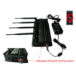 signal jammer Macau - Mobile Phone Signal Jammer Able To Be Used In Car + 40 Meter Range