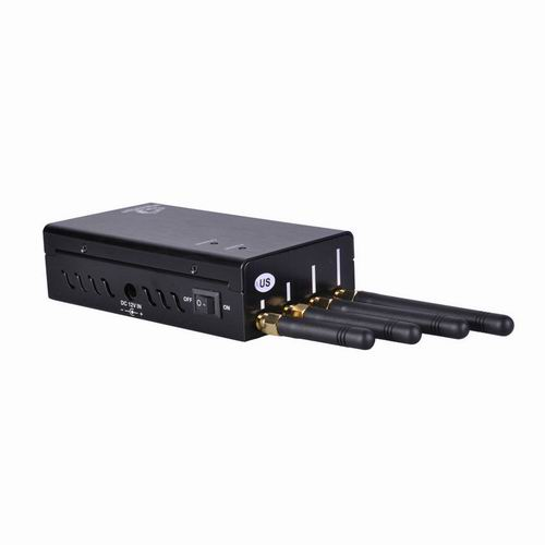 portable mobile jammer line magazine - Portable Cell Phone and WIFI Jammer Built-in Fans