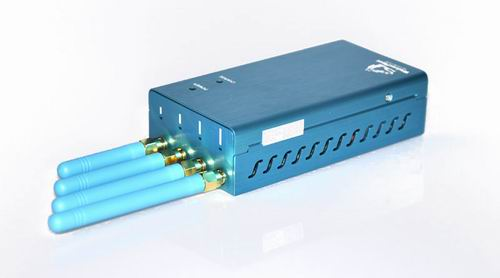 Wholesale High Power Portable GPS (GPS L1/L2/L3/L4/L5) Jammer