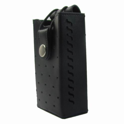 gsm gps signal jammer kennywood , Portable Leather Quality Carry Case for Jammer