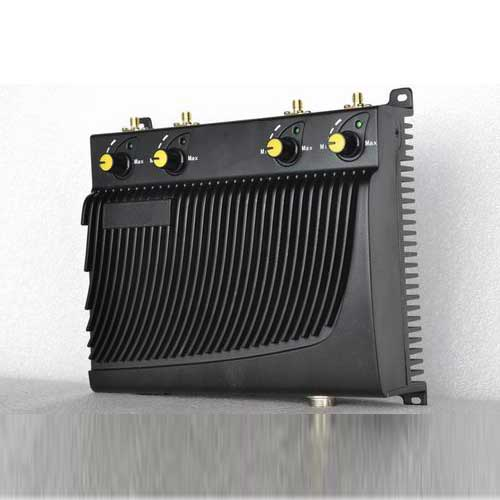 phone jammer for sale - Adjustable Desktop Mobile Phone ,GPS Jammer with Remote Control