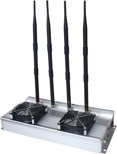 gps tracking device jammer yakima - High Power (45W) indoor Cell phone Jammer +Omni Directional Antennas