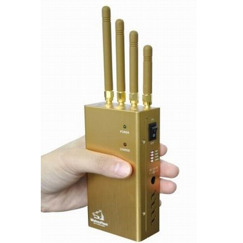 radar detector cell phone jammer - Handheld GPS Jammer GPS L1/L2/L5 Signal Jammer and Lojack Jammer with Selectable Switch