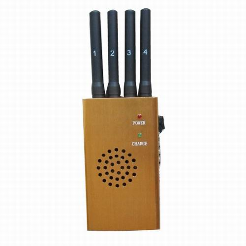 Remote Control wifi signal Block - High Power Portable GPS and Cell Phone Jammer(CDMA GSM DCS PCS 3G)