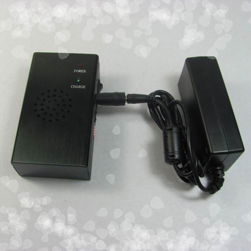 16 Antennas Cell Phone Jammer - Portable High Power Wi-Fi and Cell Phone Jammer with Fan (CDMA GSM DCS PCS 3G)