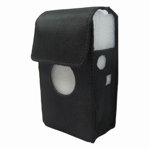 phone jammer china border - Black Fabric Material Portable Jammer Case