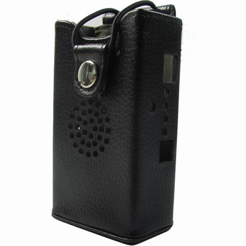 compromised cell-phone jammers coupons - Leather Quality Carry Case for Jammer