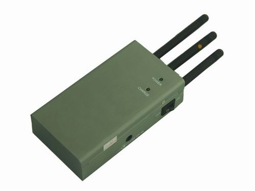 wireless camera jammer for cctv - High Power Mini portable Cell Phone Jammer