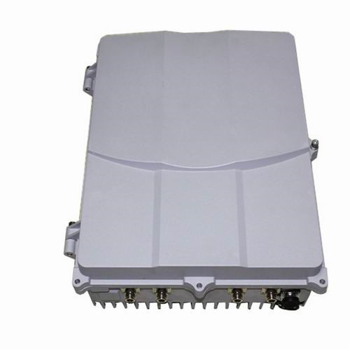 anti-explostion cell phone jammer 60m - 120W Waterproof Mobile Phone Signal Jammer