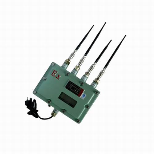 8 Antennas 433MHz Jammer - Explosion-Proof Type Mobile Phone Signal Jammer