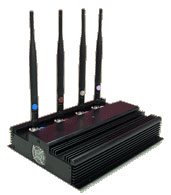 wifi wireless technology - UHF/VHF Jammer (Extreme Cool Edition)