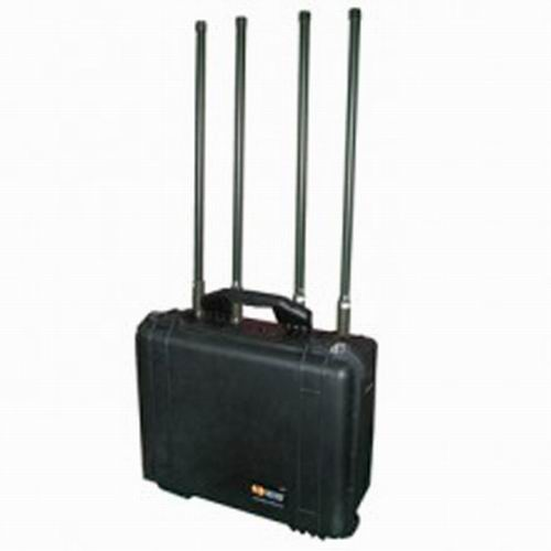 Remote Controlled High Power Military Cell Phone Jammer