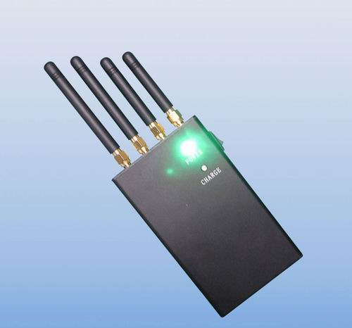 cell phone jammer apps - 4 Band 2W Portable WiFi, Cell Phone Signal Blocker