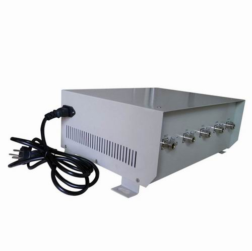 cell phone jammers for prison - 75W High Power Cell Phone Jammer for 4G Wimax with Directional Antenna