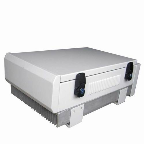 250W High Power Waterproof OEM Signal Jammer with Omni-directional Antennas