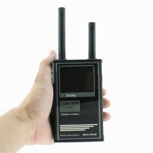 315/433mhz car remote control jammer - Wireless Camera Detector, Spy Camera Scanner