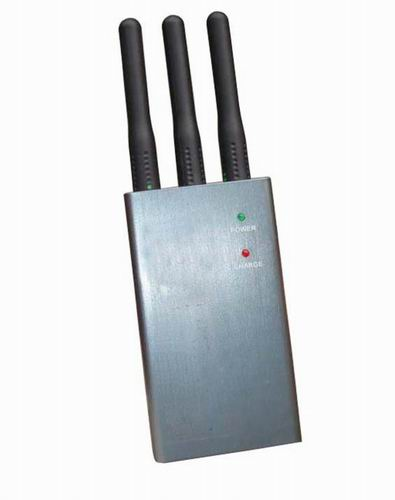 Wholesale Mini Portable Cell Phone Jammer(CDMA,GSM,DCS,PHS,3G