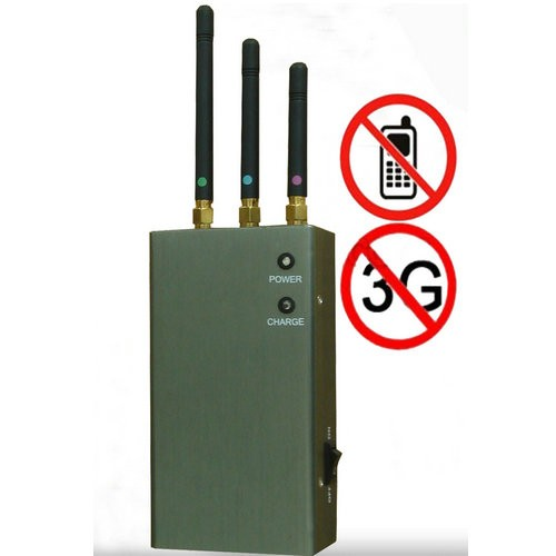 best portable wifi - 5-Band Portable Cell Phone Signal Blocker Jammer