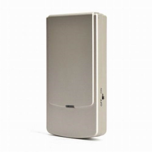 cell8phonebjammer - Mini Portable Hidden CDMA DCS PCS GSM Cell Phone Signal & WiFi Jammer