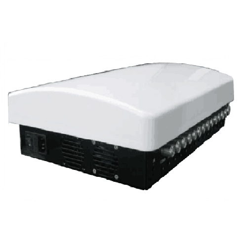 jammer 6 - 14 bands Built-in Aerial Adjustable All Cell Phone GSM CDMA 3G 4G WIFI GPS VHF,UHF and Lojack Jammer