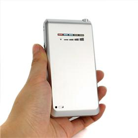 car signal jammer - New Cellphone Style Mini Portable GPS (GPS L1/L2/L3/L4/L5) Jammer