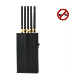 3g 4g cell phone jammer - Handheld 5 Bands Portable GPS Jammer (GPS L1/L2/L3/L4/L5) and Lojack Jammer